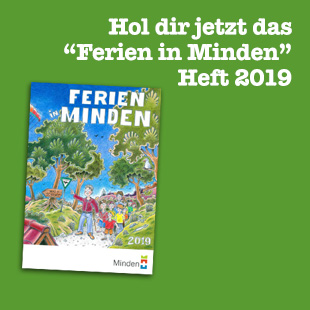 Ferien in Minden Broschüre 2019