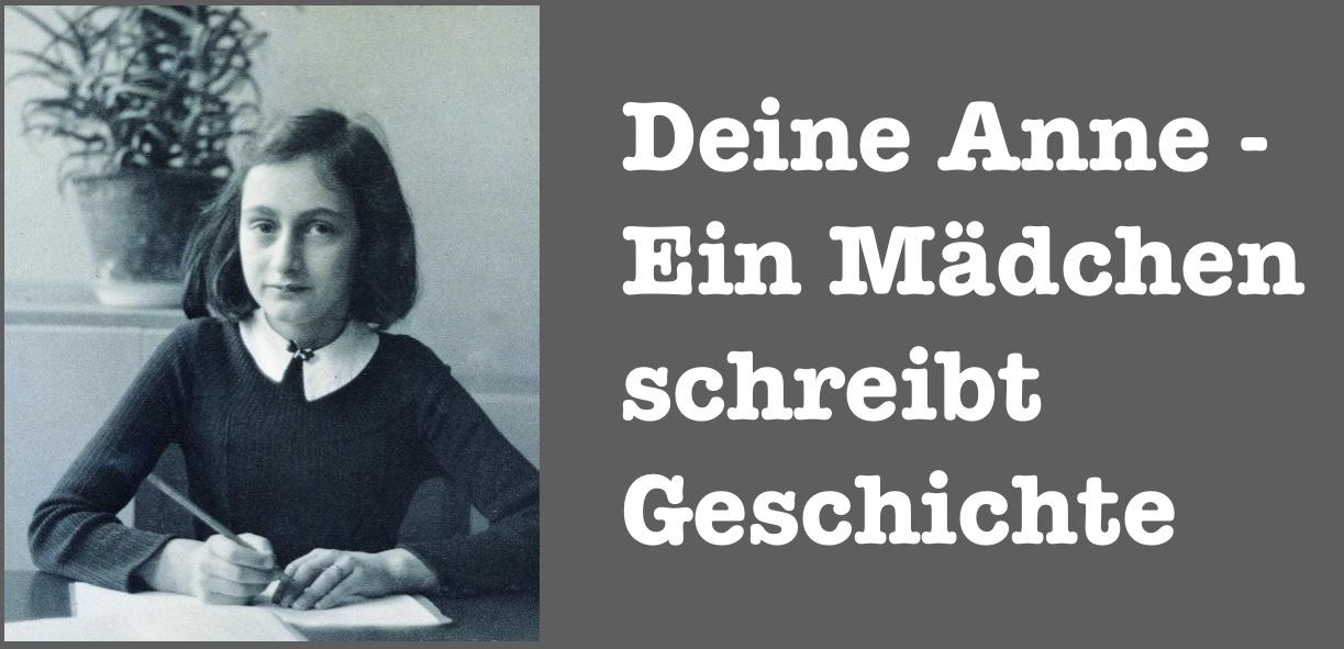Anne Frank Ausstellung